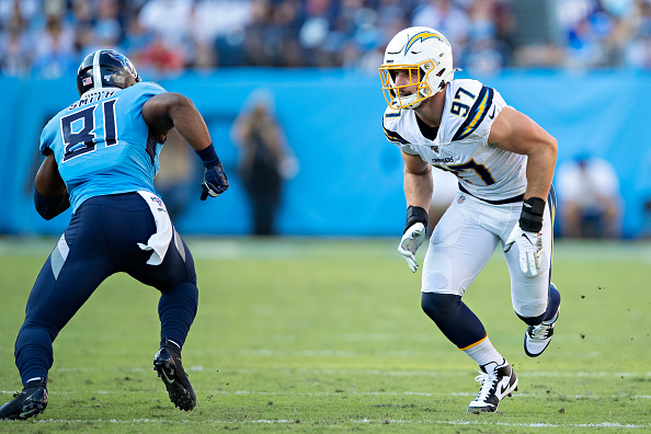 Chargers Pro Bowl Selections