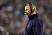 NFL Coaches Hot Seat