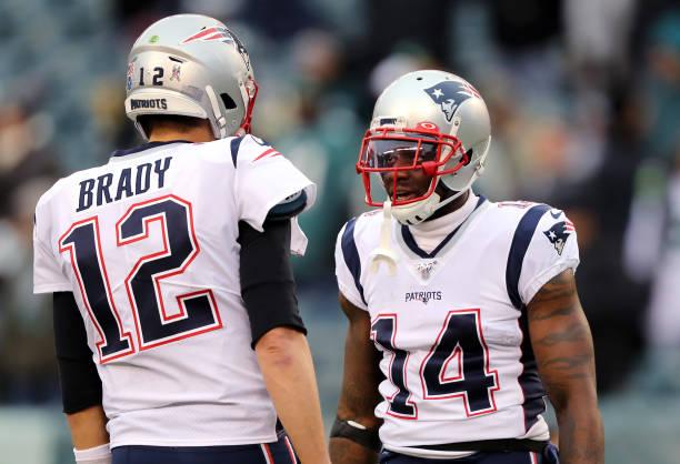 Tom Brady Weapons