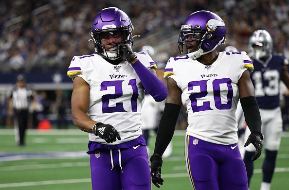 Minnesota Vikings Nickel Cornerbacks