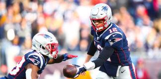 New England Patriots Playoff