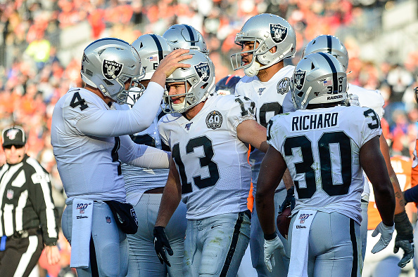 Las Vegas Raiders Offense