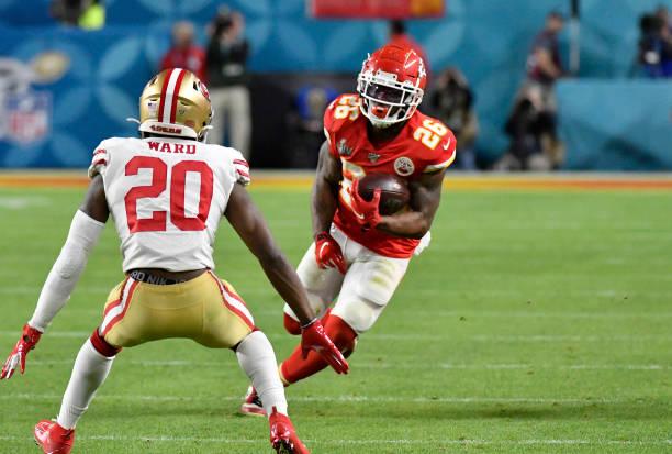 Chiefs Draft Running Back