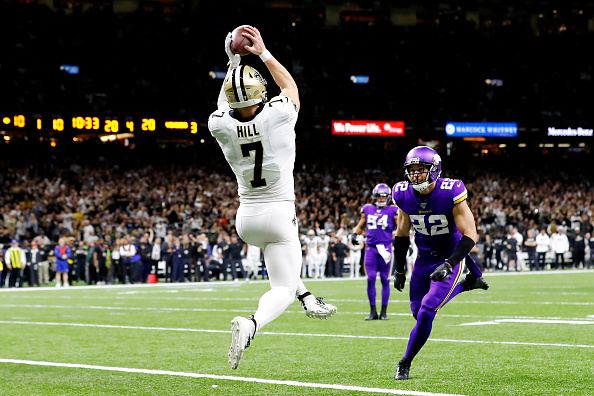 Taysom Hill has reached an agreement with the New Orleans ... Taysom Hill Contract