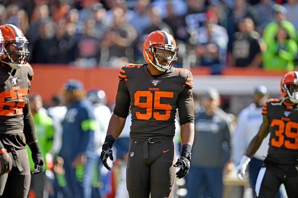 Cleveland Browns Defensive Line