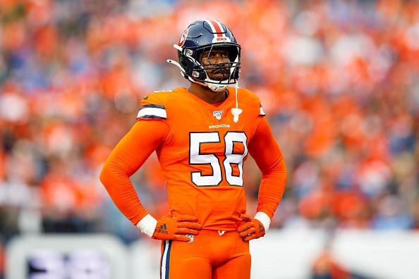 Broncos All-Decade Team