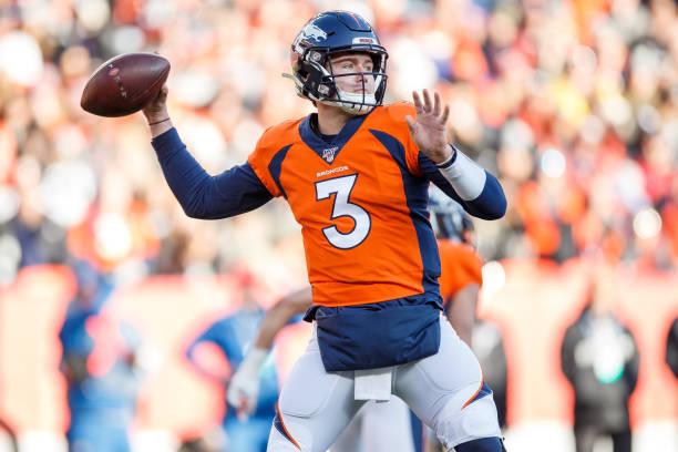 Broncos Easiest Games