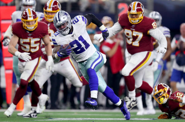 Ezekiel Elliott 2020 Fantasy Football Preview Last Word On Pro Football