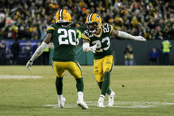 Green Bay Packers Secondary