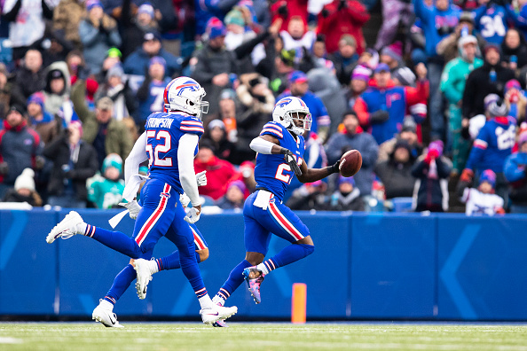 Buffalo Bills Easiest Games