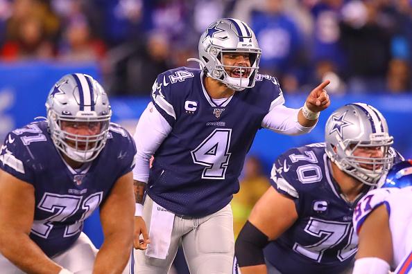 Dallas Cowboys Easiest