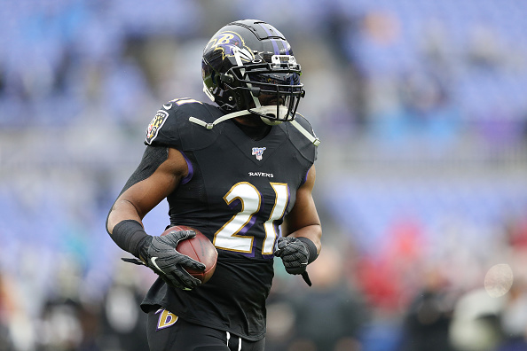 Baltimore Ravens Running Back