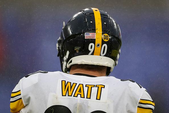 Steelers linebackers