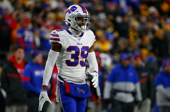Buffalo Bills Number Two Cornerback