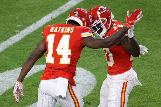 Chiefs Position Groups