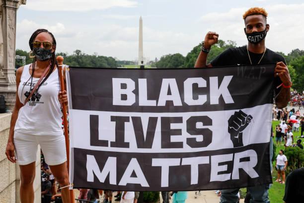 Packers Black Lives Matter