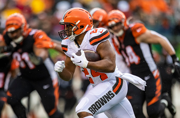 2020 Cleveland Browns