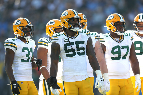 Packers Final Roster