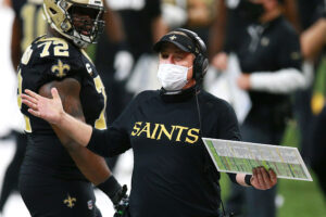 Undisciplined New Orleans Saints