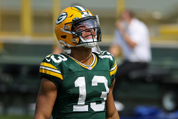 Injury To Allen Lazard Could Alter Green Bay Packers Offense Last Word On Pro Football
