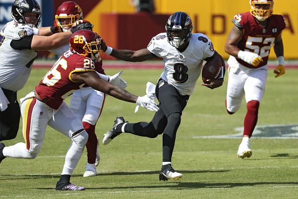 Baltimore Ravens Run Game