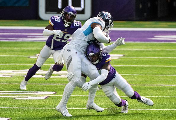 Minnesota Vikings Cornerback