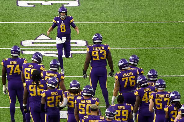 Minnesota Vikings Playoff Push