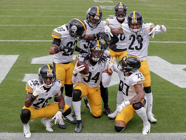 Steelers defense