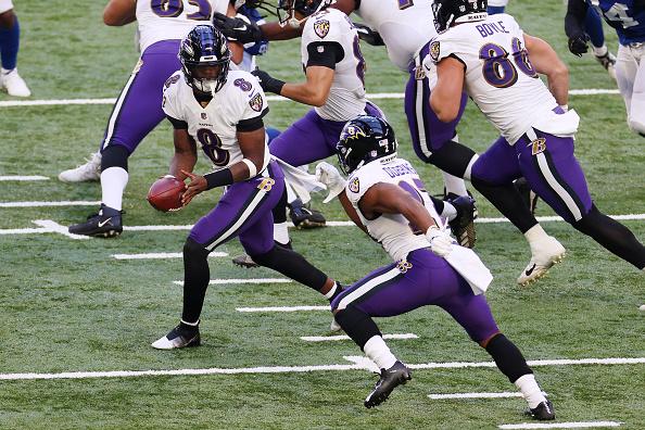 Baltimore Ravens Market Correction