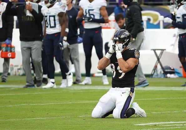 Baltimore Ravens Penalties