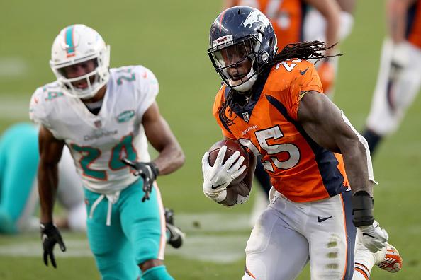 Broncos scheme