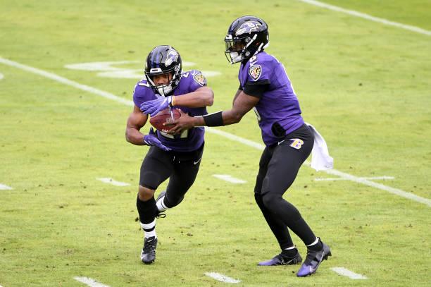 Baltimore Ravens Winning Streak