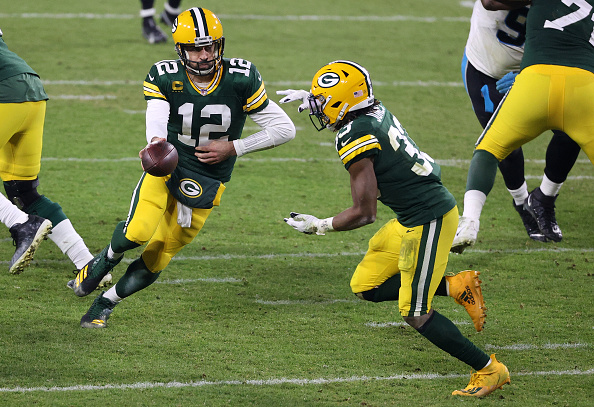 Green Bay Packers Offense