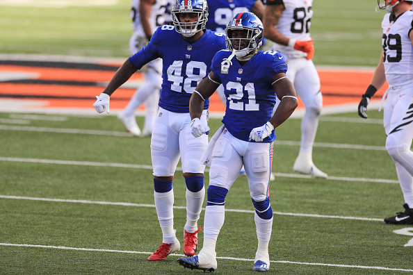 Current New York Giants
