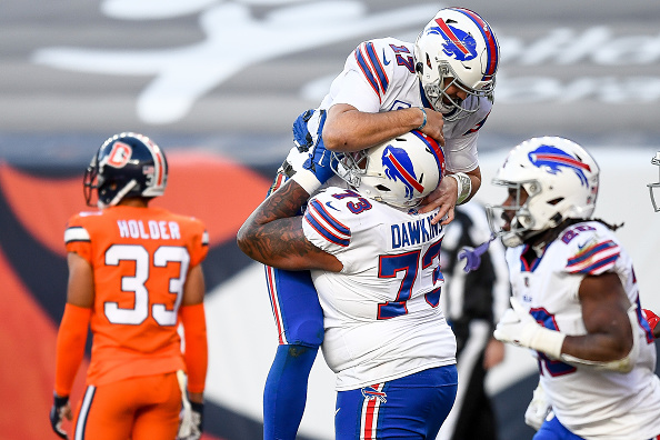 Buffalo Bills Win Afc East For First Time In 25 Years