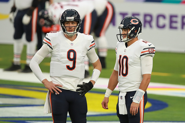 Bears Quarterback