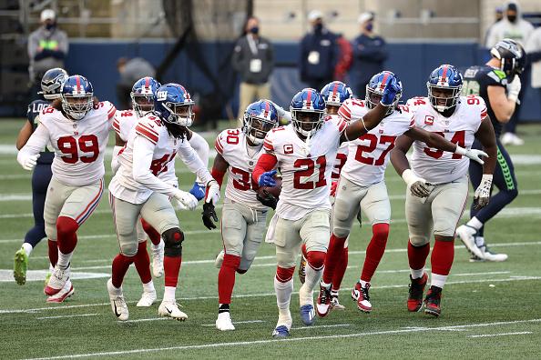 Giants Playoff Run