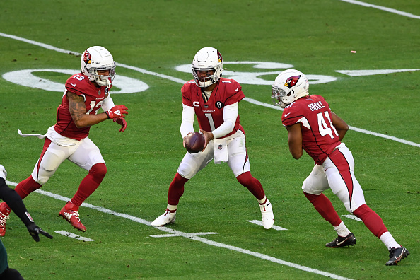 Cardinals Eagles