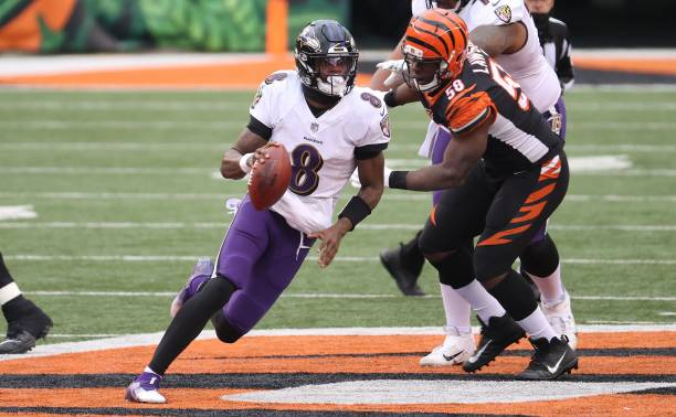 Baltimore Ravens Mistakes
