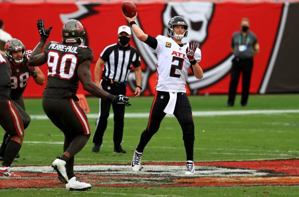 Falcons Quarterback