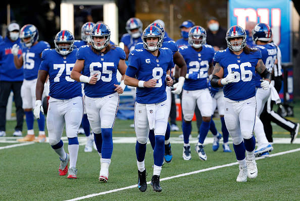 New York Giants Offense