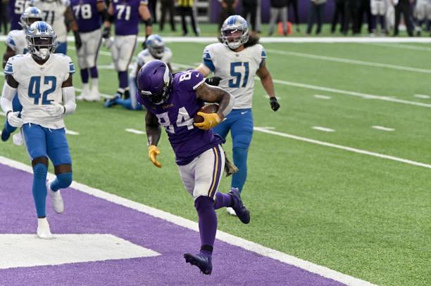 Minnesota Vikings Tight End
