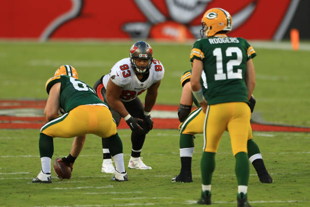 NFC Championship Packers Buccaneers