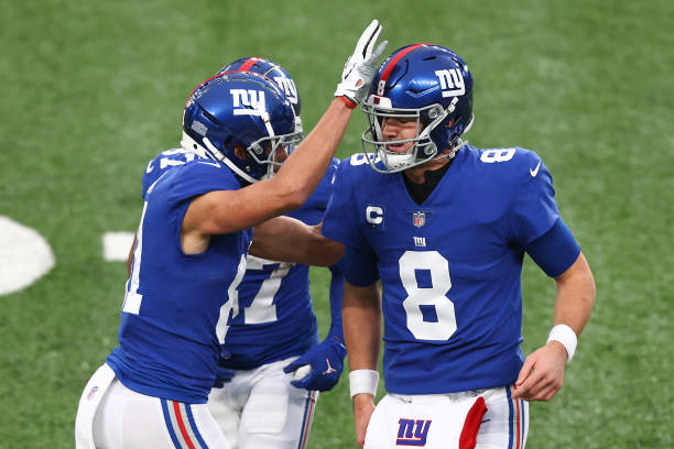 New York Giants Win