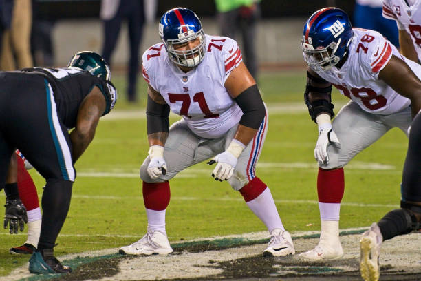 New York Giants Guards