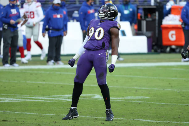 Pernell McPhee Contract