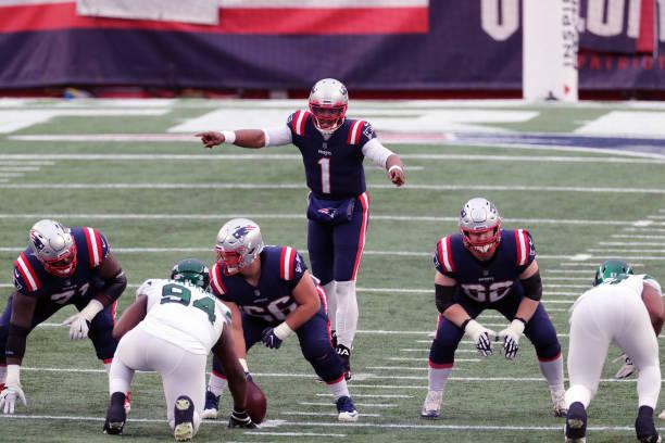 Cam Newton Patriots