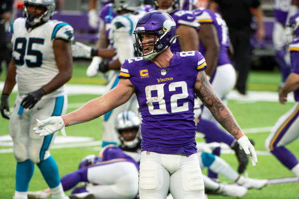 Kyle Rudolph Contract
