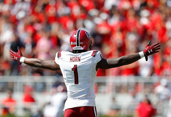 Jaycee Horn NFL Draft