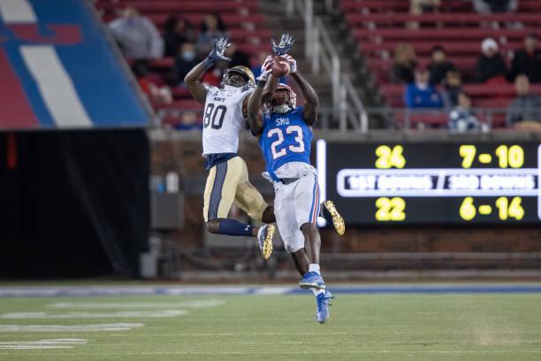 Brandon Stephens NFL Draft